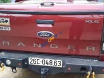 Bán Ford Ranger XLS AT đời 2015, màu đỏ, nhập khẩu