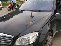 Bán xe Mercedes C250 đời 2010, màu đen chính chủ giá cạnh tranh