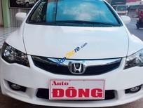 Cần bán xe Honda Civic 1.8L  AT đời 2011, màu trắng