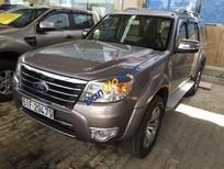 Cần bán lại xe Ford Everest MT năm 2010, màu xám
