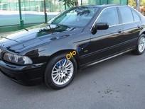 Cần bán BMW 5 Series 525i đời 2003, màu đen chính chủ, 295tr