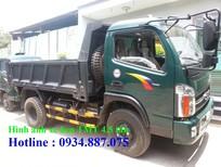 bán xe ben cửu long tmt 4.5 tấn (4,5 tấn), xe ben TMT cửu long 4.5 tấn/4,5 tấn