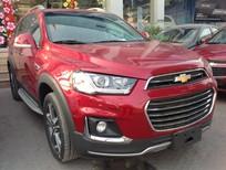 Cần bán Chevrolet Captiva REVV đời 2016, màu đỏ, nhập khẩu nguyên chiếc, 879 triệu