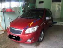 Bán xe Daewoo GentraX 1.6 đời 2009, màu đỏ, nhập khẩu
