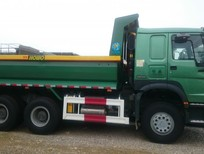 Mua bán xe tải ben HOWO, hổ vồ 3 chân 8 khối, 12 khối, 14 khối, 16 khối, 20 khối Thái bình 0964674331
