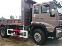 Mua bán xe tải ben HOWO hổ vồ 2 chân 8 tấn Thái Bình, 250 triệu có ngay xe mới 0964674331