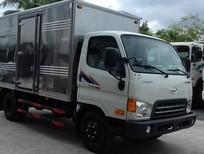 Xe Tải Hyundai 5 Tấn, Hyundai Thaco HD500 4.990 Tấn Khuyến Mãi 100% Trước Bạ Ở HCM Và Long An
