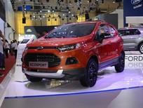 Ford Ecosport hỗ trợ giá, tặng phụ kiện, báo giá tốt nhất, cần bán xe Ford Ecossport, nhiều màu có xe giao ngay