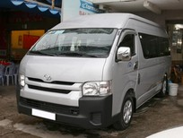 Bán xe Toyota Hiace Commuter 2.5 đời 2014