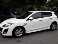 Bán xe cũ Mazda 3 1.6AT đời 2010, màu trắng, nhập khẩu chính hãng xe gia đình