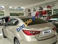 Bán xe Mazda 2 1.5 AT sản xuất năm 2017, màu vàng, 529tr