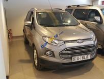 Cần bán xe Ford EcoSport Titanium sản xuất 2014, màu xám