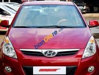 Bán Hyundai i20 1.4 AT đời 2011, màu đỏ, giá tốt