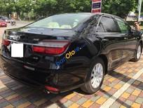Bán xe Toyota Camry 2.0E đời 2015, màu đen