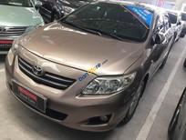 Bán xe Toyota Corolla Altis 1.8AT đời 2008, màu nâu