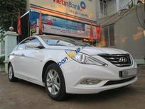Cần bán xe Hyundai Sonata Y20 sản xuất 2010, màu trắng, xe nhập chính chủ