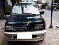 Bán Toyota Zace GL đời 2002, màu xanh lam chính chủ