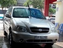 Cần bán lại xe Kia Carnival năm 2008, màu bạc,chính hãng, chính chủ
