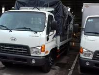 Giá Xe Tải Hyundai HD350 3.5 Tấn, Hyundai HD65 Nâng Tải chạy bằng B2. Hyundai Khuyến Mãi 100% lệ phí trước bạ