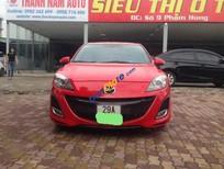 Bán ô tô Mazda 3 1.6AT đời 2010, màu đỏ, nhập khẩu còn mới, giá chỉ 570 triệu