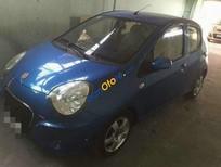 Cần bán xe Tobe Mcar đời 2010, màu xanh lam số tự động