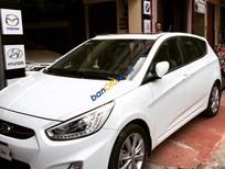 Bán Hyundai Accent 1.4 AT sản xuất 2015, màu trắng, nhập khẩu nguyên chiếc số tự động