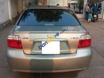 Cần bán xe cũ Toyota Vios 1.5G đời 2006, màu ghi vàng