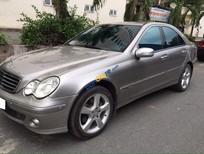 Cần bán gấp Mercedes C240 2005, màu xám chính chủ