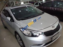 Bán Kia K3 2.0 AT sản xuất 2014, màu bạc đã đi 20737 km giá cạnh tranh