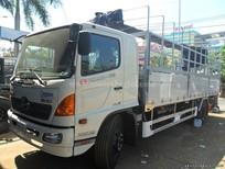 Xe tải Hino FG8JPSB mui bạt mới, tải trọng 9.4 tấn, giá tốt