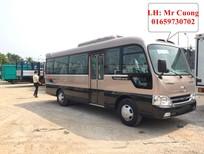 Bán xe 29 chỗ Hyundai County Thaco Trường Hải, giá tốt