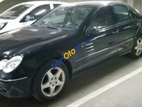 Bán xe Mercedes C240 đời 2004, màu đen chính chủ, 355 triệu