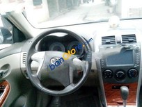Bán Toyota Corolla altis AT đời 2009, màu đen số tự động, 595 triệu