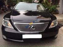 Cần bán lại xe Lexus LS 460L đời 2007, màu đen