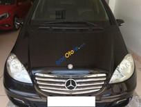 Xe Mercedes A150 đời 2006, màu đen, nhập khẩu chính hãng ít sử dụng