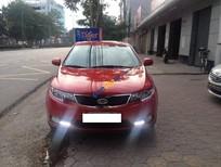 Cần bán lại xe Kia Forte S 1.6AT đời 2013, màu đỏ