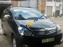 Cần bán xe Toyota Innova MT đời 2009, màu đen