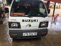 Bán Suzuki Supper Carry Van đời 2001, màu trắng, giá 130tr