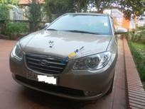 Bán Hyundai Elantra năm sản xuất 2008, màu vàng, nhập khẩu