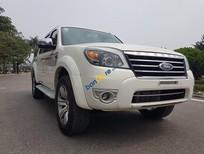 Xe Ford Everest 2.5 4X2WD MT sản xuất 2011, màu trắng số sàn