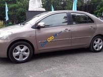 Bán Toyota Vios 1.5G đời 2007, màu nâu số tự động
