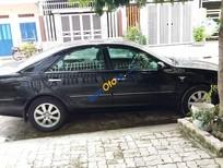 Cần bán gấp Toyota Camry 3.0 V6 năm 2003, màu đen còn mới