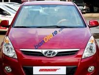 Bán Hyundai i20 1.4AT đời 2011, màu đỏ