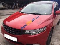 Cần bán xe Kia Forte SX đời 2013, màu đỏ