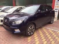 Bán xe Ssangyong đời 2016, màu xanh lam, nhập khẩu chính hãng
