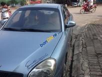 Cần bán Daewoo Nubira sản xuất 2001, màu xanh lam