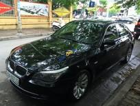 Cần bán BMW 5 Series 530i sản xuất 2008, màu đen xe gia đình giá cạnh tranh