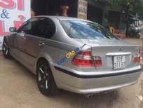 Bán BMW 325i đời 2004, màu bạc, nhập khẩu nguyên chiếc giá cạnh tranh