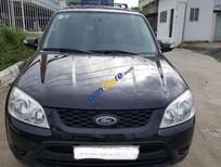 Bán xe cũ Ford Escape XLS đời 2011, màu đen