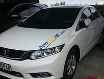 Bán Honda Civic 1.8 năm sản xuất 2015, màu trắng, giá 719tr